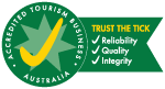 Rich & Lingering is an accredited tourism business